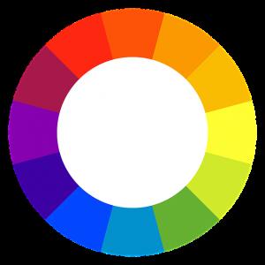 Combinação de roupas masculinas - Círculo de cores - Camisaria Italiana