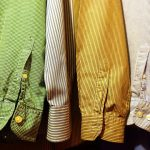 Camisas lisas ou com padronagem?