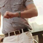 Abuse das camisas de manga curta no verão
