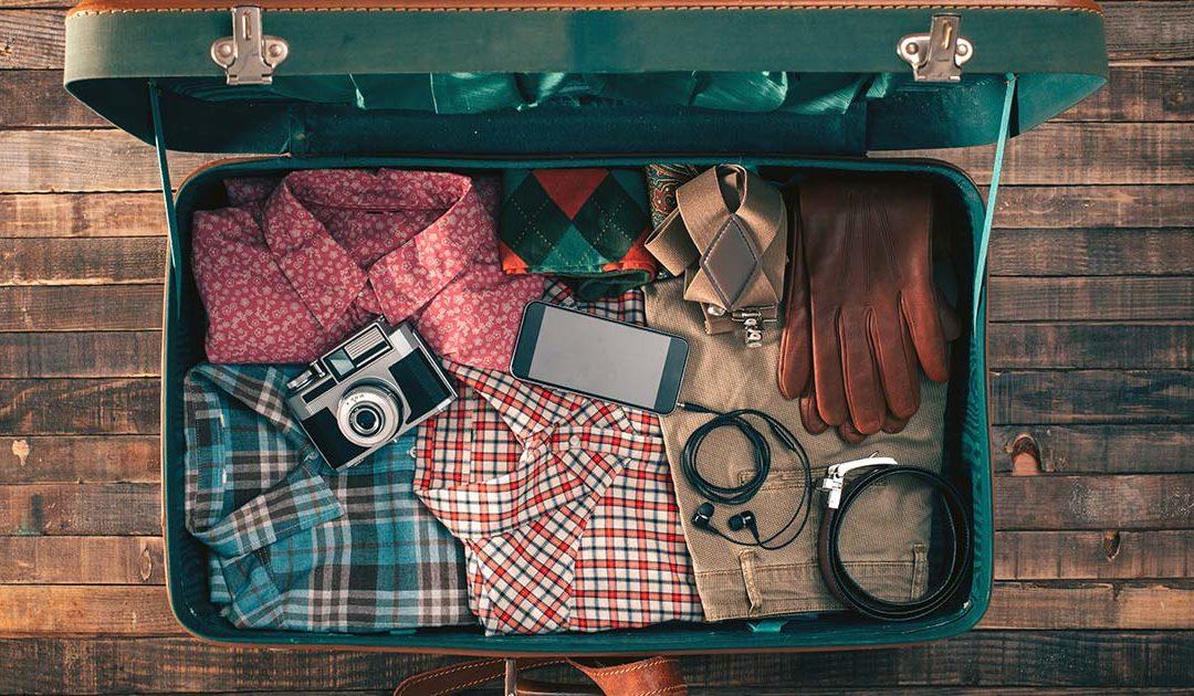 Vai viajar? Veja algumas dicas para arrumar a mala perfeita