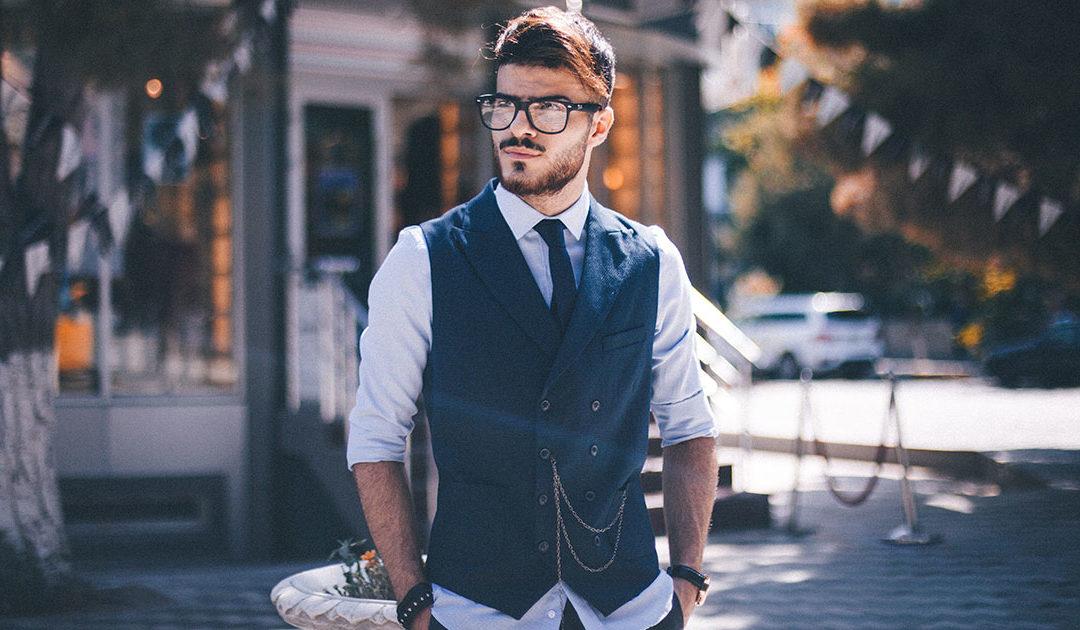 7 tendências de moda masculina para 2018