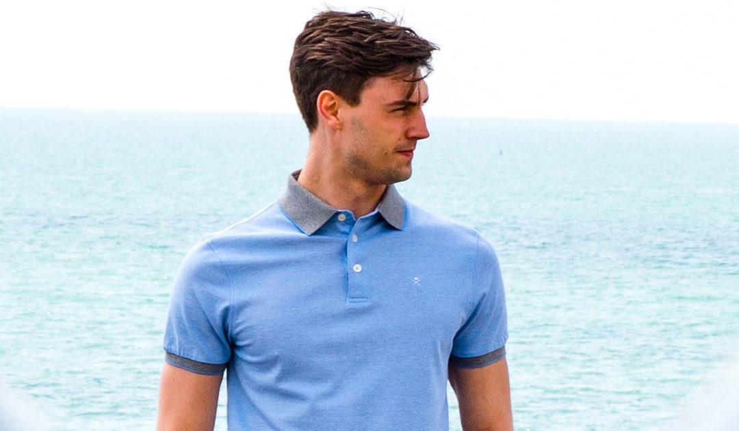 Como usar camisa polo com estilo?