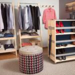 Aprenda aqui: como organizar as roupas com pouco espaço?