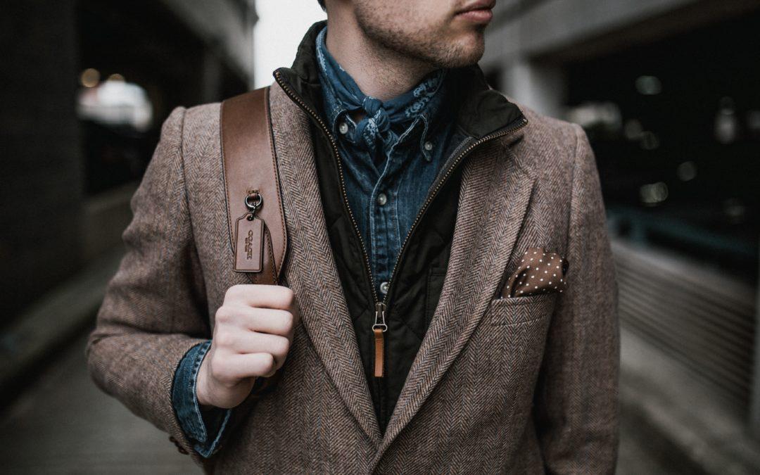 Moda masculina: tendências para o outono-inverno 2020